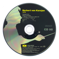 Herbert von Karajan: Complete Recordings on Deutsche Grammophon, CD95 mp3 Artist Compilation by Giuseppe Verdi