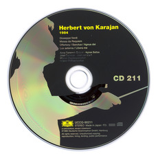 Herbert von Karajan: Complete Recordings on Deutsche Grammophon, CD211 mp3 Artist Compilation by Giuseppe Verdi