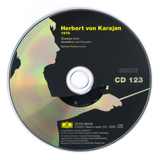 Herbert von Karajan: Complete Recordings on Deutsche Grammophon, CD123 mp3 Artist Compilation by Giuseppe Verdi