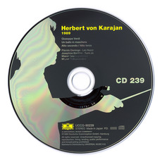 Herbert von Karajan: Complete Recordings on Deutsche Grammophon, CD239 mp3 Artist Compilation by Giuseppe Verdi