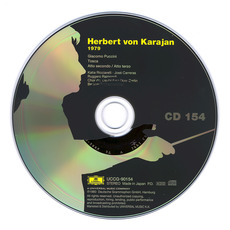 Herbert von Karajan: Complete Recordings on Deutsche Grammophon, CD154 mp3 Artist Compilation by Giacomo Puccini