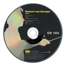Herbert von Karajan: Complete Recordings on Deutsche Grammophon, CD153 mp3 Artist Compilation by Giacomo Puccini