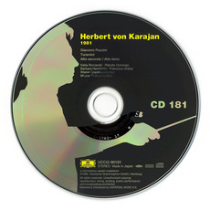Herbert von Karajan: Complete Recordings on Deutsche Grammophon, CD181 mp3 Artist Compilation by Giacomo Puccini