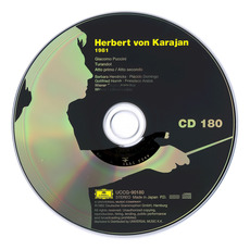 Herbert von Karajan: Complete Recordings on Deutsche Grammophon, CD180 mp3 Artist Compilation by Giacomo Puccini