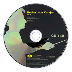 Herbert von Karajan: Complete Recordings on Deutsche Grammophon, CD149 mp3 Artist Compilation by Gustav Mahler