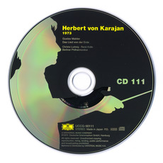 Herbert von Karajan: Complete Recordings on Deutsche Grammophon, CD111 mp3 Artist Compilation by Gustav Mahler