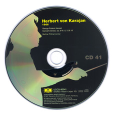 Herbert von Karajan: Complete Recordings on Deutsche Grammophon, CD41 mp3 Artist Compilation by George Frideric Handel
