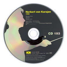 Herbert von Karajan: Complete Recordings on Deutsche Grammophon, CD193 mp3 Artist Compilation by Georges Bizet