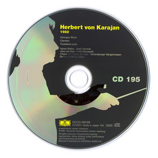 Herbert von Karajan: Complete Recordings on Deutsche Grammophon, CD195 mp3 Artist Compilation by Georges Bizet