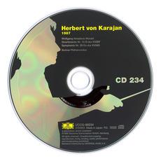 Herbert von Karajan: Complete Recordings on Deutsche Grammophon, CD234 mp3 Artist Compilation by Wolfgang Amadeus Mozart