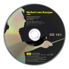 Herbert von Karajan: Complete Recordings on Deutsche Grammophon, CD161 mp3 Artist Compilation by Wolfgang Amadeus Mozart