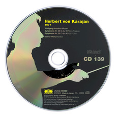 Herbert von Karajan: Complete Recordings on Deutsche Grammophon, CD139 mp3 Artist Compilation by Wolfgang Amadeus Mozart