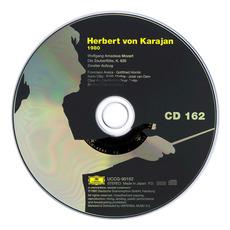 Herbert von Karajan: Complete Recordings on Deutsche Grammophon, CD162 mp3 Artist Compilation by Wolfgang Amadeus Mozart