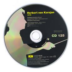 Herbert von Karajan: Complete Recordings on Deutsche Grammophon, CD125 mp3 Artist Compilation by Wolfgang Amadeus Mozart