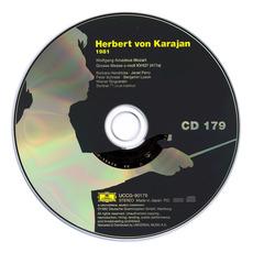 Herbert von Karajan: Complete Recordings on Deutsche Grammophon, CD179 mp3 Artist Compilation by Wolfgang Amadeus Mozart