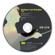 Herbert von Karajan: Complete Recordings on Deutsche Grammophon, CD219 mp3 Artist Compilation by Wolfgang Amadeus Mozart
