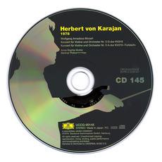 Herbert von Karajan: Complete Recordings on Deutsche Grammophon, CD145 mp3 Artist Compilation by Wolfgang Amadeus Mozart