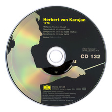 Herbert von Karajan: Complete Recordings on Deutsche Grammophon, CD132 mp3 Artist Compilation by Wolfgang Amadeus Mozart