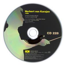 Herbert von Karajan: Complete Recordings on Deutsche Grammophon, CD228 mp3 Artist Compilation by Wolfgang Amadeus Mozart