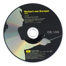 Herbert von Karajan: Complete Recordings on Deutsche Grammophon, CD108 mp3 Artist Compilation by Carl Orff