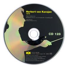 Herbert von Karajan: Complete Recordings on Deutsche Grammophon, CD128 mp3 Artist Compilation by Peter Tchaikovsky