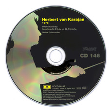 Herbert von Karajan: Complete Recordings on Deutsche Grammophon, CD146 mp3 Artist Compilation by Peter Tchaikovsky