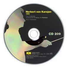 Herbert von Karajan: Complete Recordings on Deutsche Grammophon, CD209 mp3 Artist Compilation by Peter Tchaikovsky