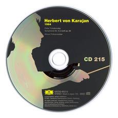 Herbert von Karajan: Complete Recordings on Deutsche Grammophon, CD215 mp3 Artist Compilation by Peter Tchaikovsky