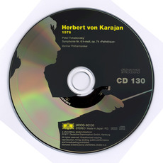 Herbert von Karajan: Complete Recordings on Deutsche Grammophon, CD130 mp3 Artist Compilation by Peter Tchaikovsky