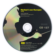 Herbert von Karajan: Complete Recordings on Deutsche Grammophon, CD127 mp3 Artist Compilation by Peter Tchaikovsky