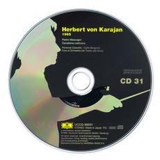 Herbert von Karajan: Complete Recordings on Deutsche Grammophon, CD31 mp3 Artist Compilation by Pietro Mascagni