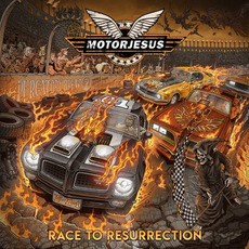 Race to Resurrection mp3 Album by Motorjesus