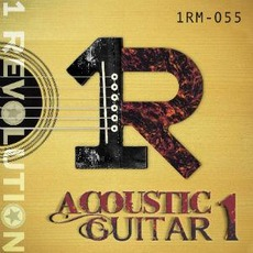 Acoustic Guitar 1 by 1 Revolution Music