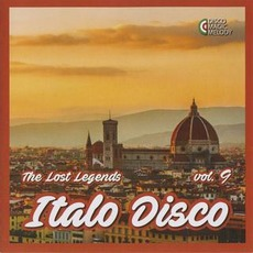 Italo Disco: The Lost Legends, Vol. 9 mp3 Compilation by Various Artists
