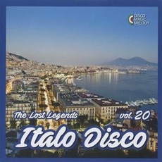 Italo Disco: The Lost Legends, Vol. 20 mp3 Compilation by Various Artists