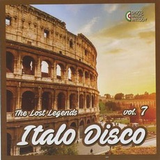 Italo Disco: The Lost Legends, Vol. 7 mp3 Compilation by Various Artists