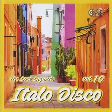 Italo Disco: The Lost Legends, Vol. 10 mp3 Compilation by Various Artists
