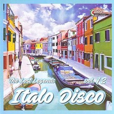 Italo Disco: The Lost Legends, Vol. 12 by Various Artists