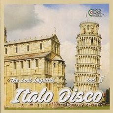 Italo Disco: The Lost Legends, Vol. 8 by Various Artists