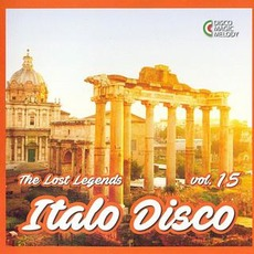 Italo Disco: The Lost Legends, Vol. 15 by Various Artists