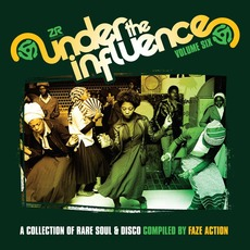 Under The Influence, Volume Six by Various Artists