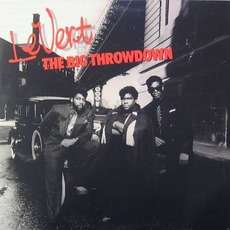 The Big Throwdown mp3 Album by Levert