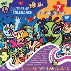 Street Parade 2018: Official Psy-Trance by Various Artists