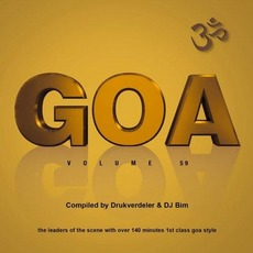 GOA, Volume 59 mp3 Compilation by Various Artists