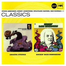 Amazing Strings / Rockin' Bach Dimensions mp3 Artist Compilation by Svend Asmussen