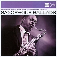 Saxophone Ballads mp3 Compilation by Various Artists