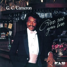Give Me Your Love (Re-Issue) by G.C. Cameron