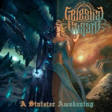 A Sinister Awakening mp3 Album by Celestial Wizard