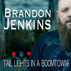 Tail Lights in a Boomtown by Brandon Jenkins