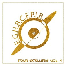 Four Satellites Vol. 1 by Earth Girl Helen Brown